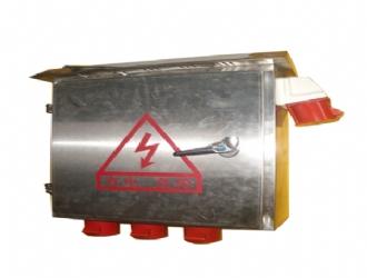 380v潜水泵与配电箱的接线图