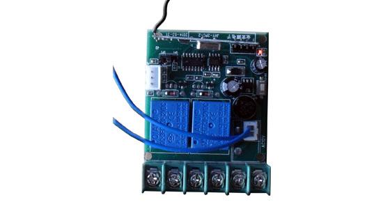 單向雙電容電機遙控器接線圖